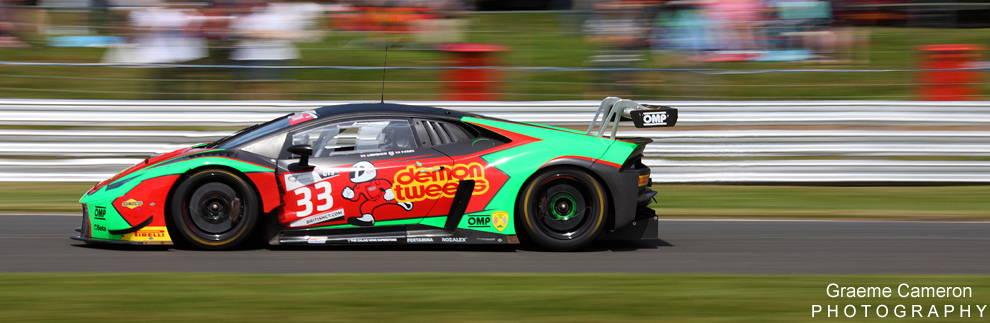 Barwell Motorsport 33 Oulton Park