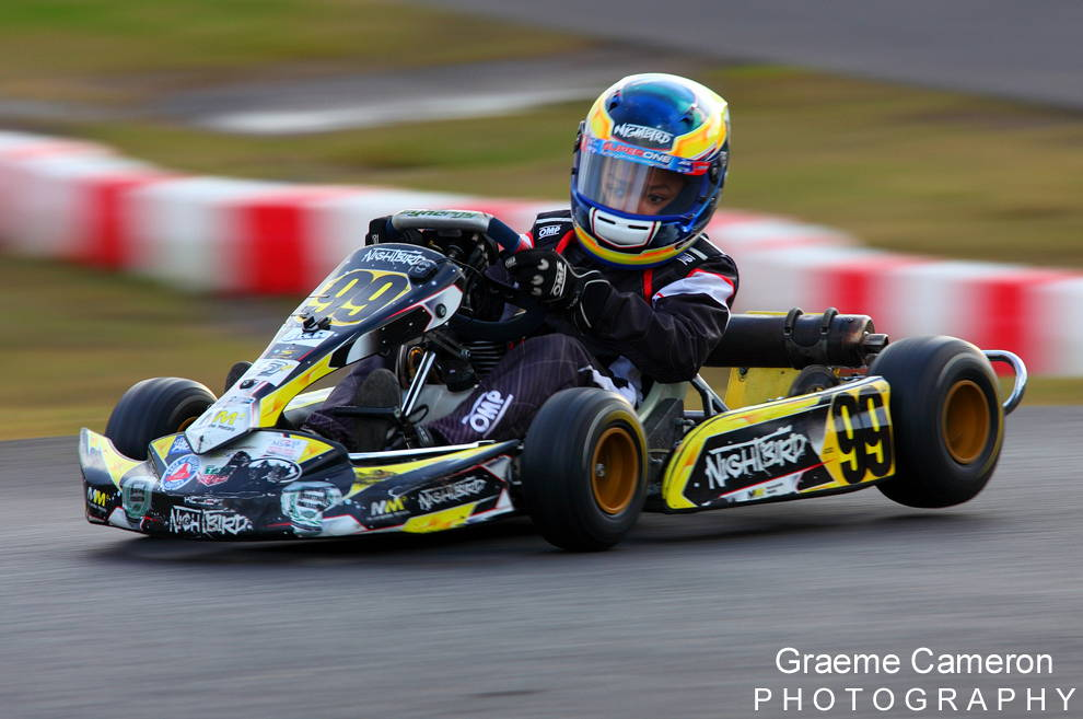 Fenn Chapman Karting