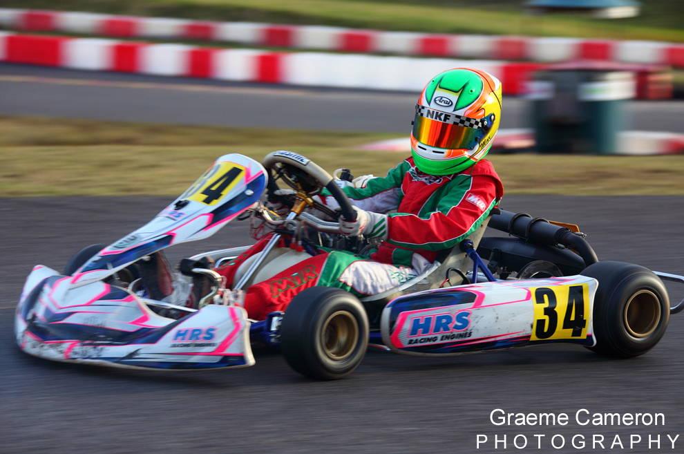 Karting Circuit Rowrah