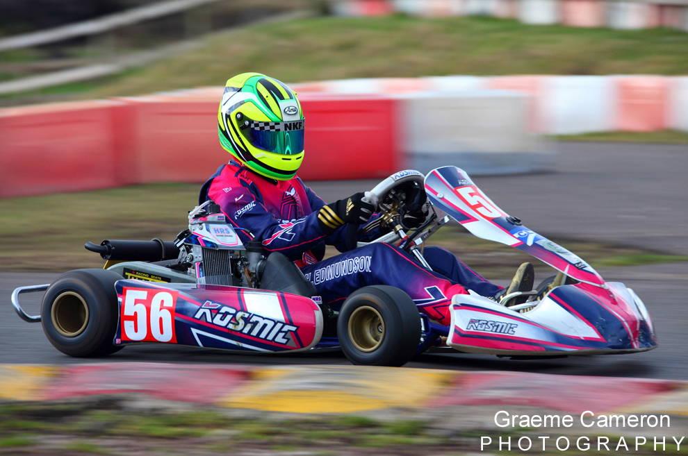 Racing at Rowrah