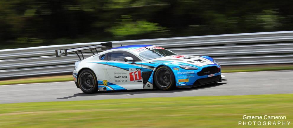 TF Sport GT3 Aston Martin