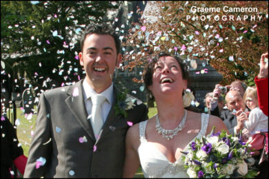 Professional Wedding Photographer in North Wales