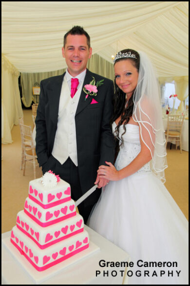Wedding Photography in Egremont & Westlakes Hotel, Cumbria