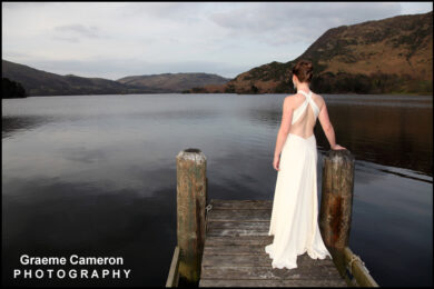Wedding Photo of the month – Inn on the Lake, Ullswater, Lake District