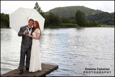 Daffodil Hotel, Grasmere – Lake District Wedding Photographer