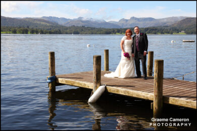Langdale Chase Wedding Photographer