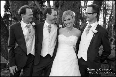 Wedding Photo of the Month – Broadoaks Country House, Windermere