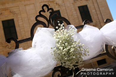 Another Super Wedding in Malta
