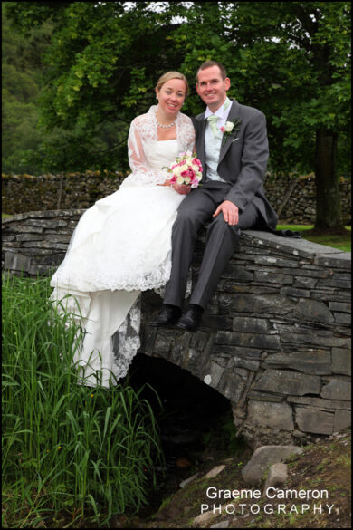 Wedding Photography in the Lake District, Cumbria