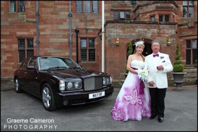 Gretna Green Wedding followed by Dalston Hall Hotel
