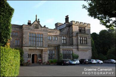 Wedding Photography at Armathwaite Hall