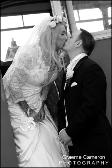 Wedding Photography at Whitehaven followed by Grove Court Cleator