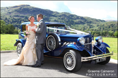 Wedding photograph of the month Daffodil Hotel Grasmere
