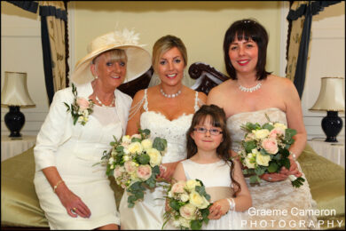 Wedding Photography at Moresby Hall