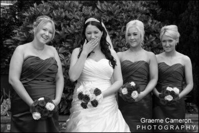 Recent Wedding Photography at Greenhill Hotel