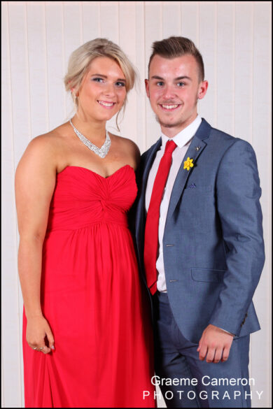 School Prom Pictures in Cumbria