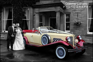 Wedding Photos at Broughton Craggs near Cockermouth