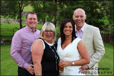 New Dungeon Ghyll Wedding Photographer