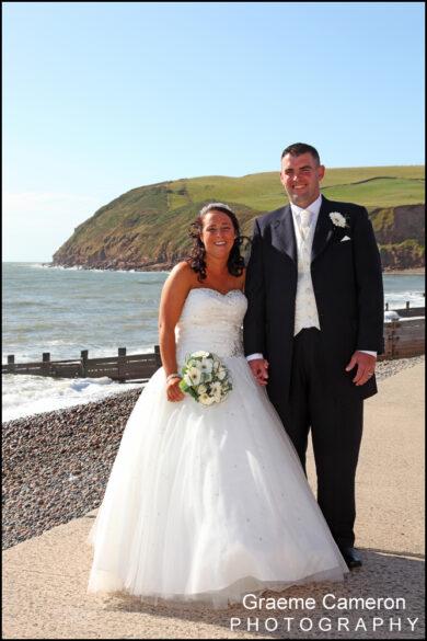 Wedding at Seacote Hotel, St.Bees