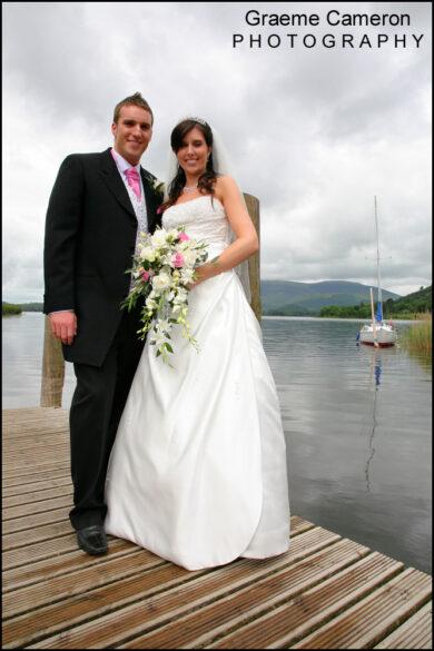 Lodore Falls Wedding Photographers