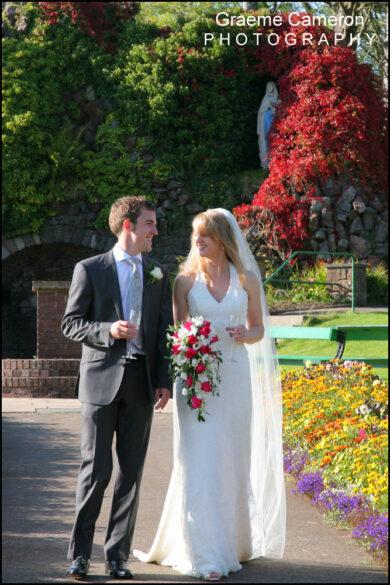 St.Mary Church Wedding Cleator