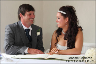 Castle Inn Bassenthwaite Wedding Photographer