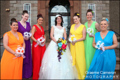 Wedding in Whitehaven followed by Whitehaven Golf Club