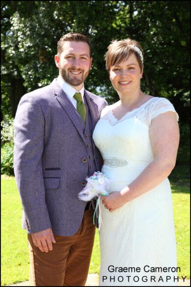 Wedding at Broughton Craggs Hotel