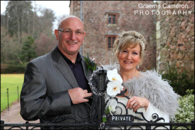 Muncaster Castle Wedding Photographers