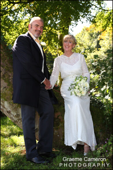 Wedding Photos at Camerton Hall