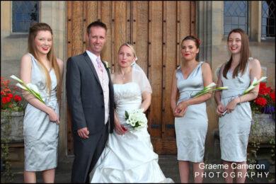 Wedding Photographers Armathwaite Hall Hotel