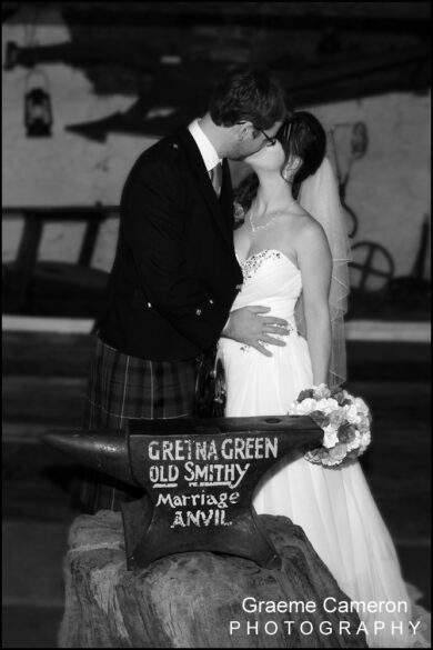 World Famous Blacksmiths Wedding Venue Gretna Green