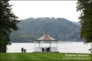 Wedding Photography at Storrs Hall Windermere