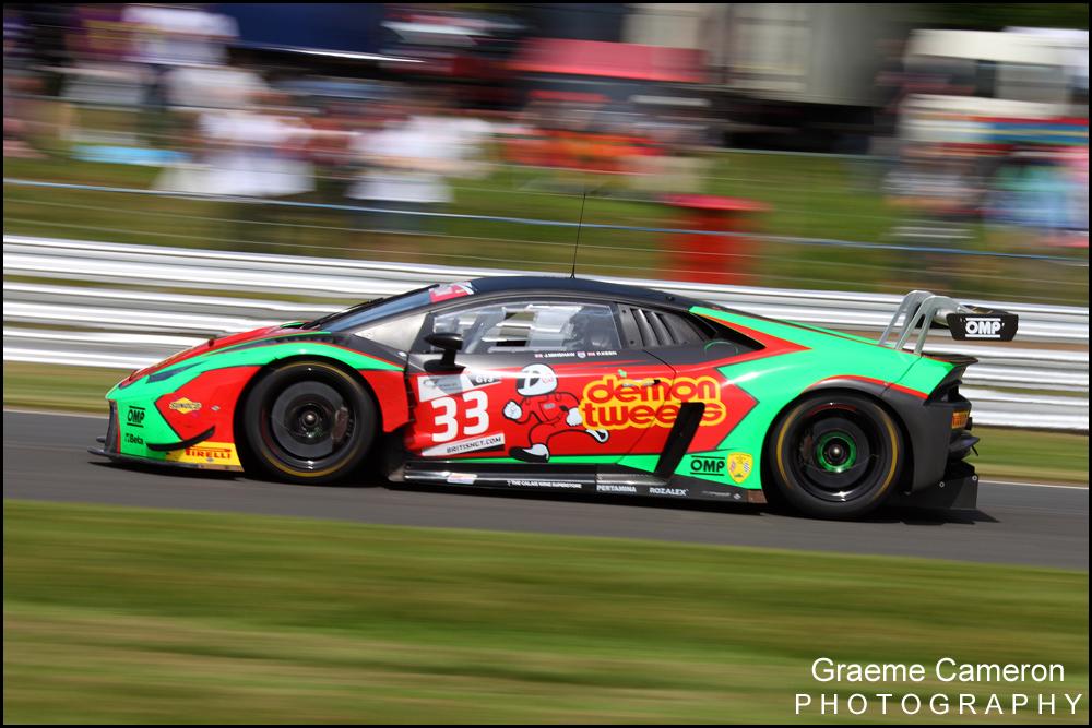 British GT Championship at Oulton Park | Graeme Cameron ...