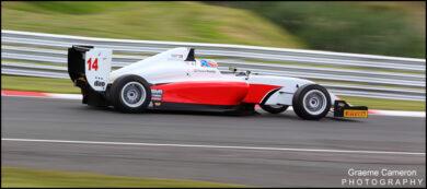 BRDC British F3 Championship at Oulton Park