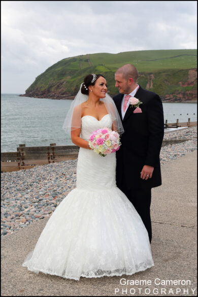 Wedding Photography at St.Bees