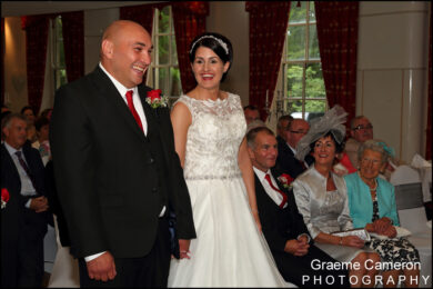 Wedding Photos Greenhill Hotel