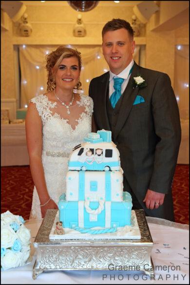 Wedding Photography at Hunday Manor, Workington