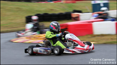 Commercial Photography Rowrah Kart Racing