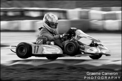 Kart Racing Professional Photography