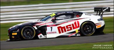 British GT Championship Photography