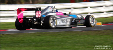 BRDC British F3 Championship Photography