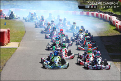 Super One Championship at Lakeland Stadium Rowrah
