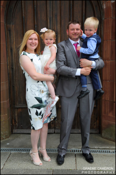 Christening Photography Cumbria