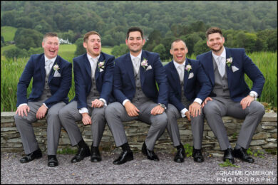 Wedding Photographers Grasmere