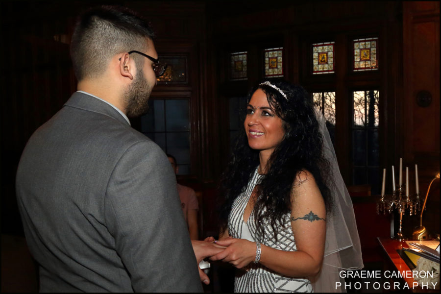 Lady Gillfords House Wedding