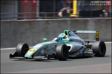 British F4 Championship Oulton Park