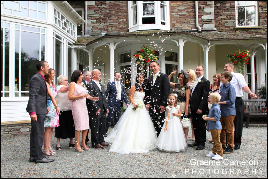 Grasmere Wedding Photographer