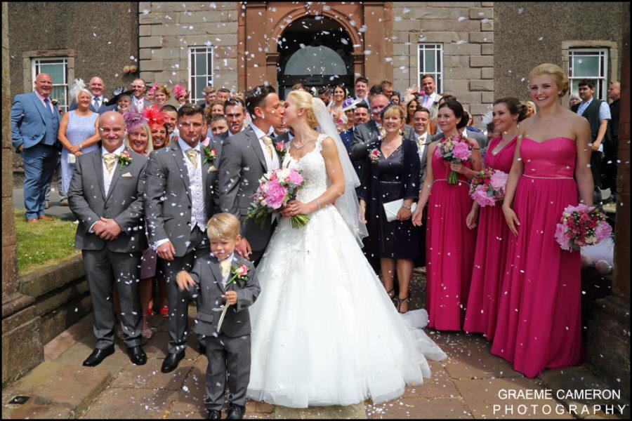 West Cumbria Wedding Photos