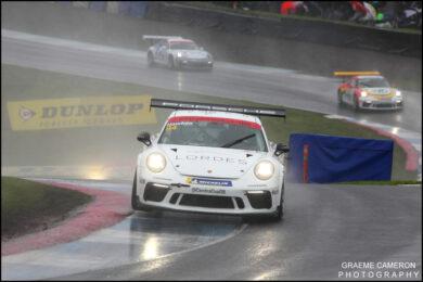 Porsche Carrera Cup Knockhill